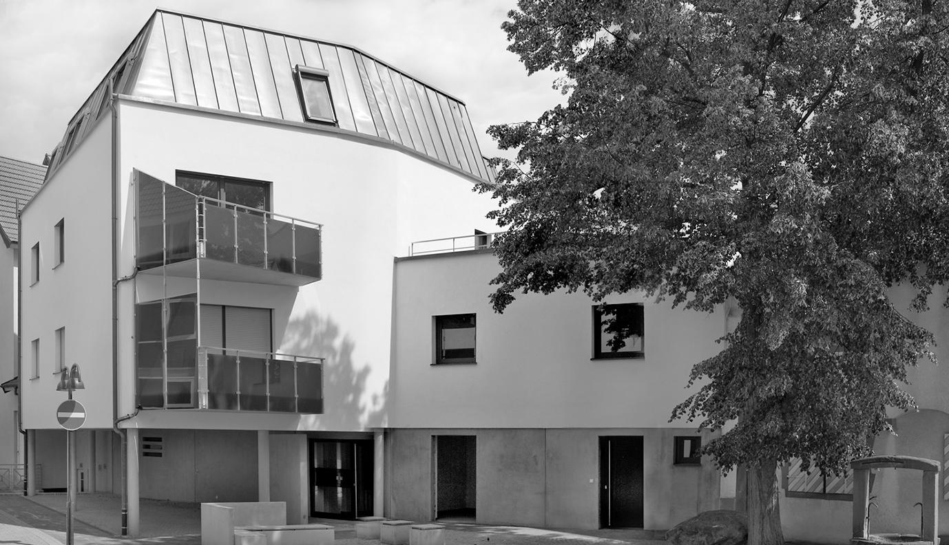 Stadthaus in Wiesloch