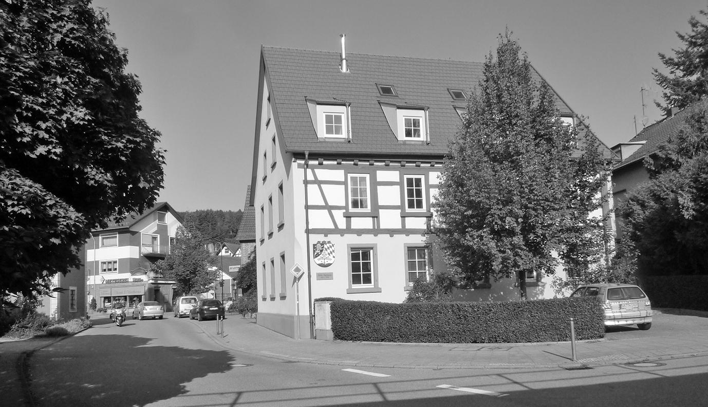 Wohnhaus in Bammental