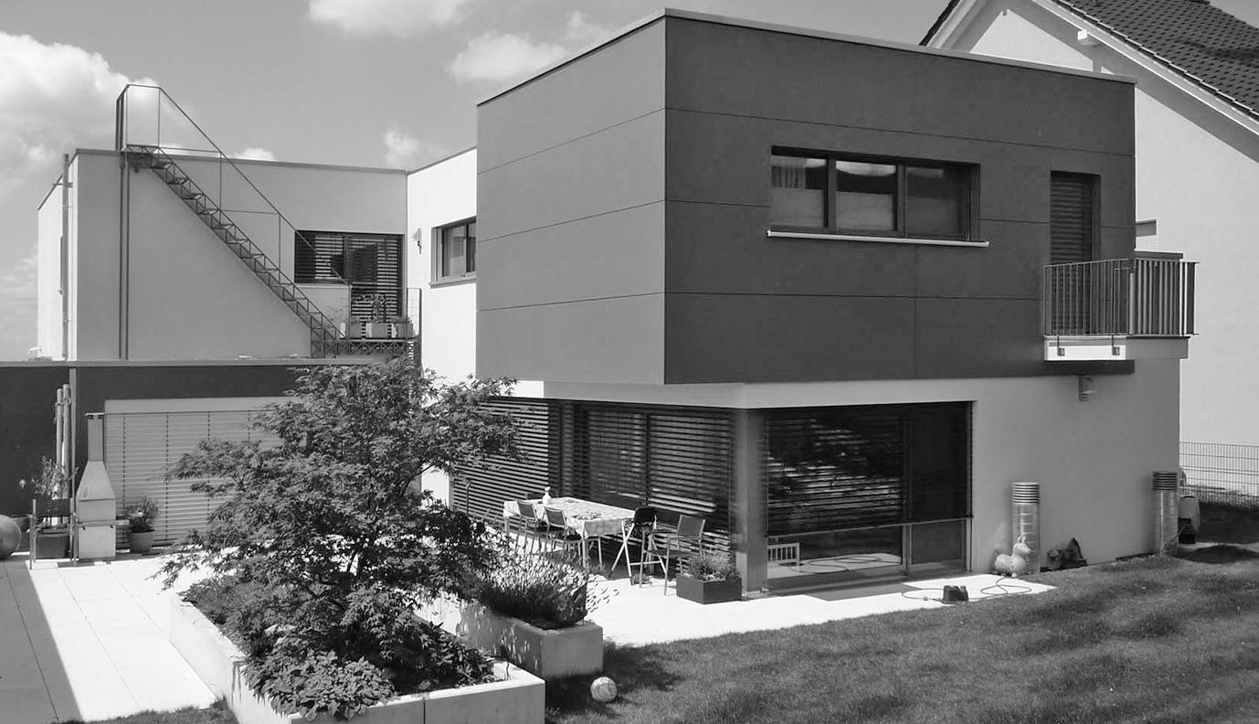 Wohnhaus in Malsch